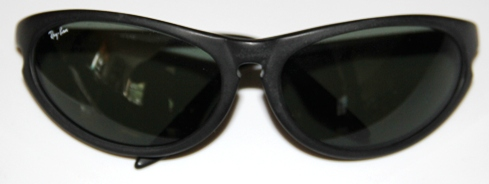 020ab5f3232 Ray Ban W2198 Side Street Skyline Matte Black with G15 lens New Listing